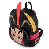 Loungefly Disney Aladdin Jafar Mini Backpack and Wallet Set