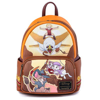 Loungefly Disney Rescuers Down Under Mini Backpack and Wallet Set