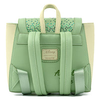 Loungefly Disney Tiana Faux Leather Mini Backpack