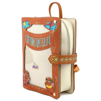 Loungefly Disney Cinderella Pin Collector Faux Leather Backpack