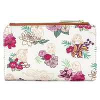 Loungefly Disney Princess Floral Wallet