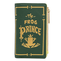 Loungefly Disney Tiana The Frog Prince Wallet
