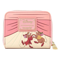 Loungefly Disney Cinderella 70th Anniversary Bow Zip Wallet