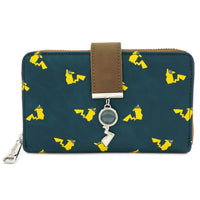 Loungefly Pokemon Detective Pikachu Zip Wallet