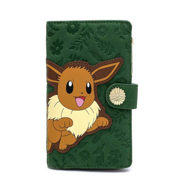 Loungefly Pokemon Flying Eevee Flap Wallet