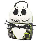 Loungefly Disney The Nightmare Before Christmas Jack Mini Backpack Wallet Set