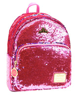 Loungefly Disney Sleeping Beauty Sequined Mini Backpack