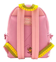 Loungefly Disney Cinderella 70th Anniversary Dress Faux Leather Mini Backpack