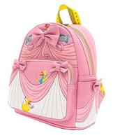 Loungefly Disney Cinderella 70th Anniversary Dress Mini Backpack Wallet Set