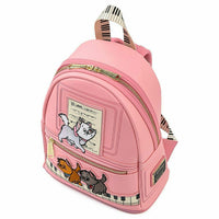 Loungefly Disney Aristocats Piano Kitties Mini Backpack and Wallet Set