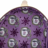 Loungefly Disney Rapunzel Tangled Tower Mini Backpack