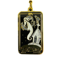 Loungefly Disney Night Before Christmas Tarot Card Enamel Keychain