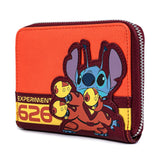 Loungefly Disney Lillo and Stitch Experiment 626 Wallet