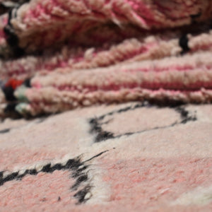 ZINE | 9x6 Ft | 3x2 m | Moroccan Colorful Rug | 100% wool handmade - OunizZ