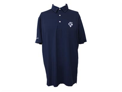 Krieghoff Bamboo Eco Tec Polo Shirt - Navy New Logo - MacWet Gloves