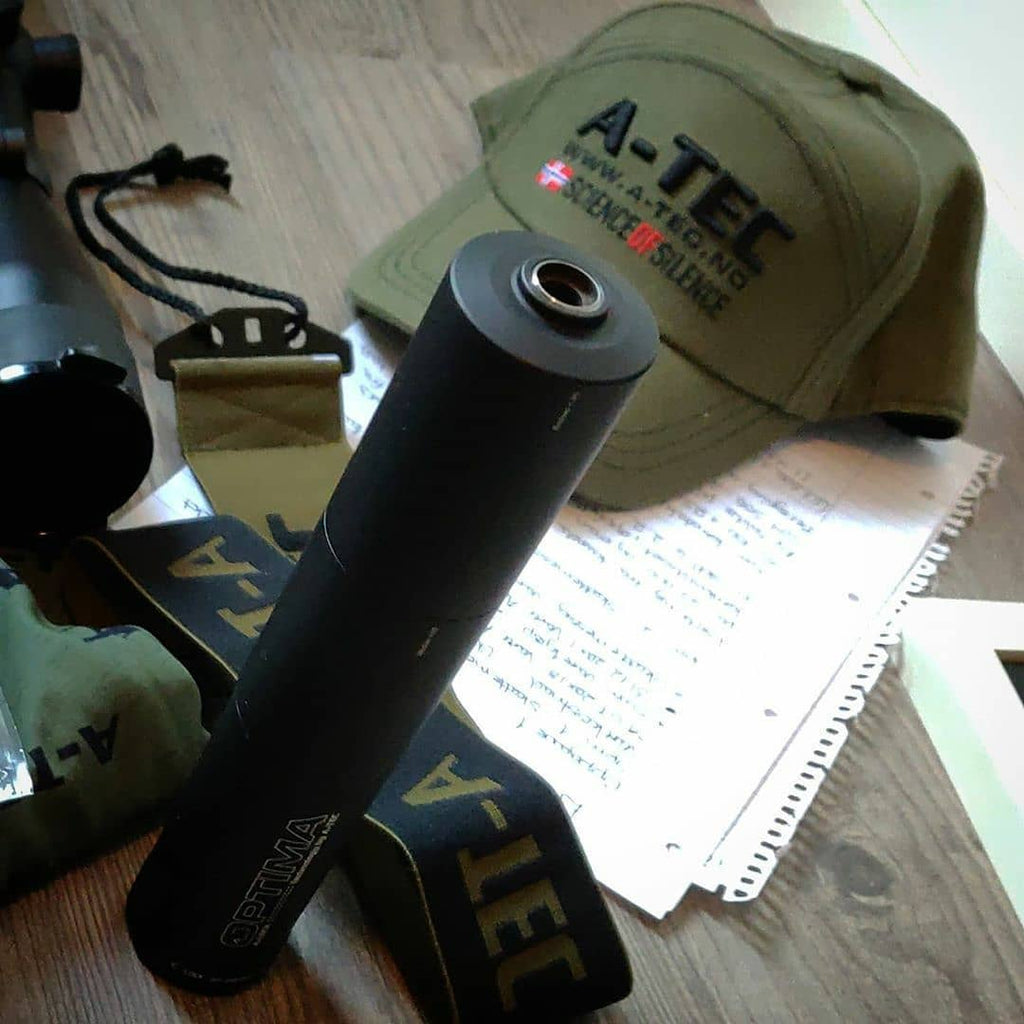 A-TEC SUPPRESSOR NEW ZEALAND
