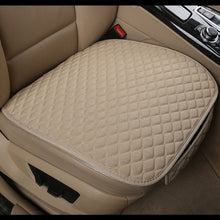 Load image into Gallery viewer, Linen car seat cover car accessories Car chair cushion car Back seat cushion Environmental protection seat cover
