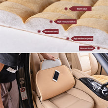 Load image into Gallery viewer, Plush Car Seat Covers Universal Winter Warm Seat Cushion Pad Mat Protector Automobiles Interior Covers Auto Accessories Styling