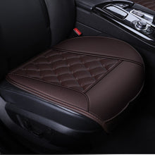 Load image into Gallery viewer, Waterproof Leather Car Seat Cover Protector Mat Universal Front Rear With Backret Breathable Van Auto Seat Cushion Protector Pad