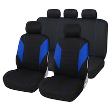Load image into Gallery viewer, Car Seat Covers Airbag compatible Fit Most Car, Truck, SUV, or Van 100% Breathable with 2 mm Composite Sponge Polyester Cloth