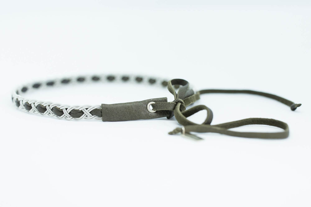 REBEL CHOKER NECKLACE