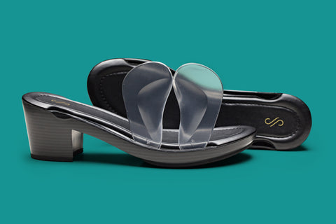 Clear Solely Jane arch support inserts