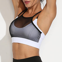 Load image into Gallery viewer, Strada™ Mesh Sports Bra