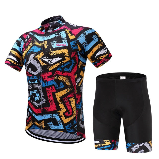 Strada™ Two Piece Cycling Set