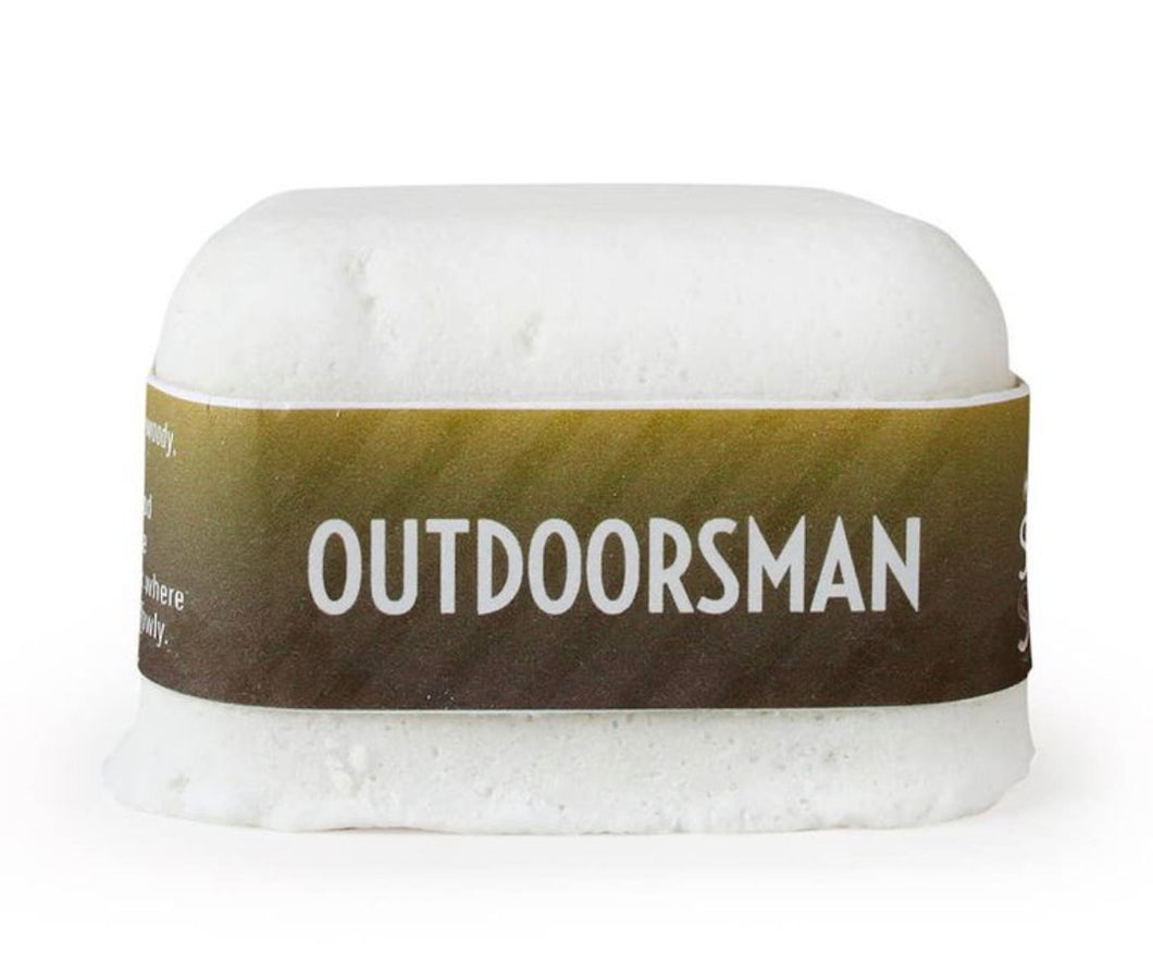 Outdoorsmen Shower Steamer