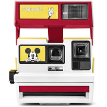 Load image into Gallery viewer, Polaroid 600 Disney Mickey Mouse Cam Instant Film Camera