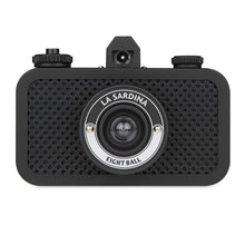 Load image into Gallery viewer, Lomography La Sardina Camera - 8Ball Edition