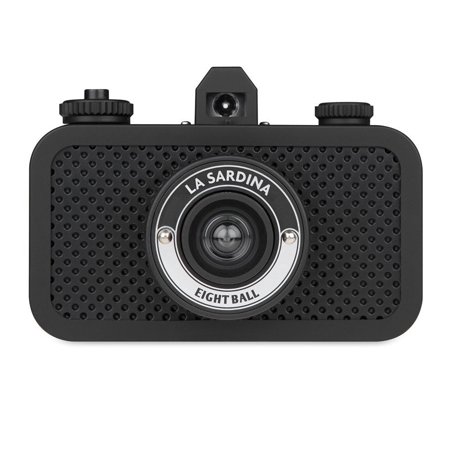 Lomography La Sardina Camera - 8Ball Edition