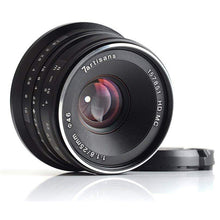 Load image into Gallery viewer, 7Artisans 25mm f/1.8 Manual Focus- Micro Four Thirds Lens