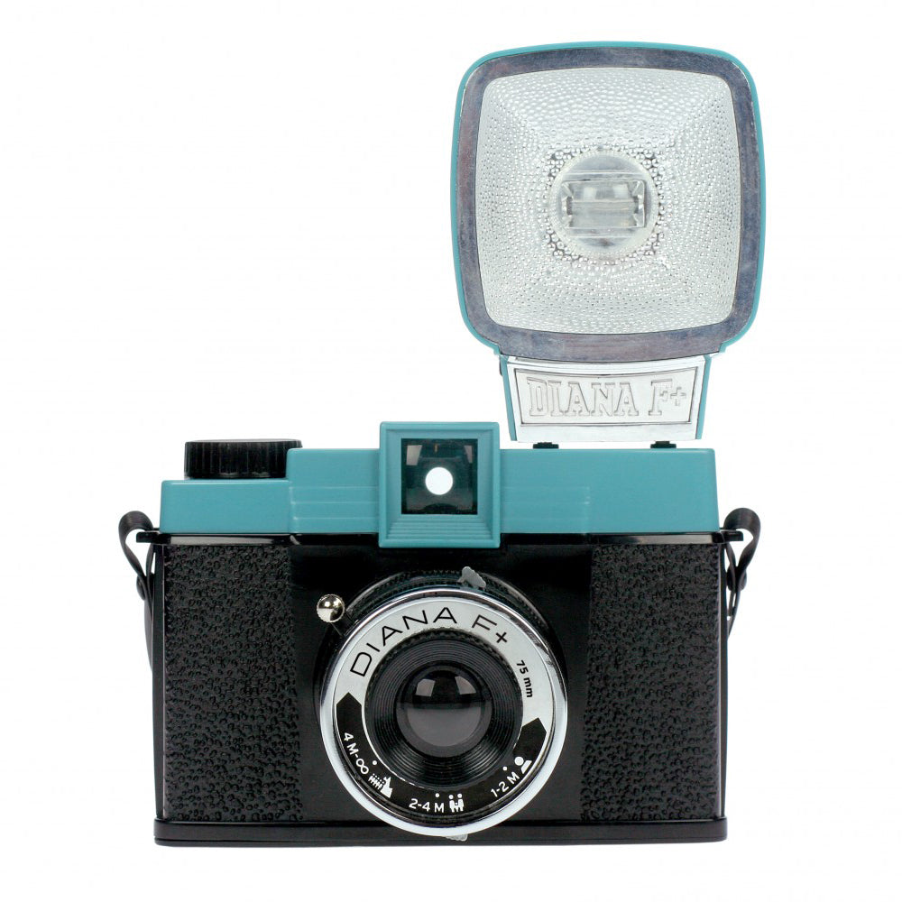 Diana F+ Medium Format Camera and Flash