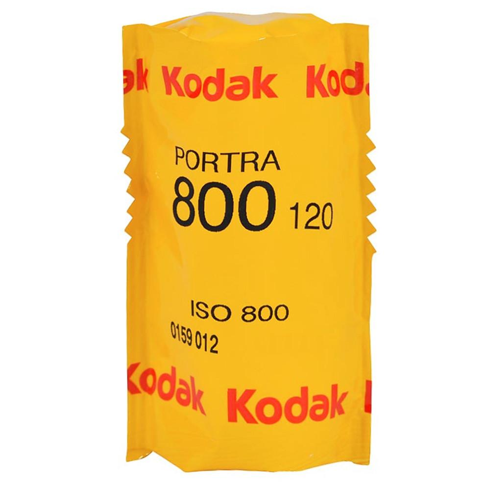 Kodak Professional Portra 800 Color Negative Film - 120 Roll Film