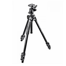 Load image into Gallery viewer, Manfrotto 290 Light Aluminum Tripod With Ball Head - MK290LTA3-BHUS 290