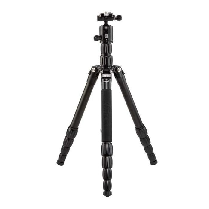 MeFoto RoadTrip S Travel Tripod Aluminum - Black