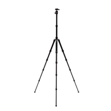 Load image into Gallery viewer, MeFoto RoadTrip S Travel Tripod Aluminum - Black