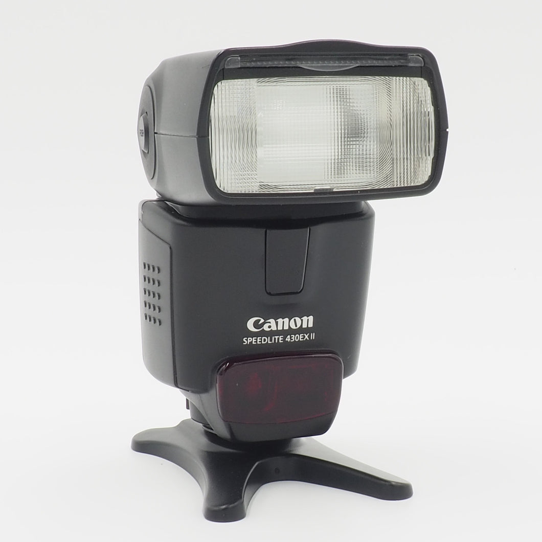 Canon Speedlite 430EX II Shoe Mount Flash- USED