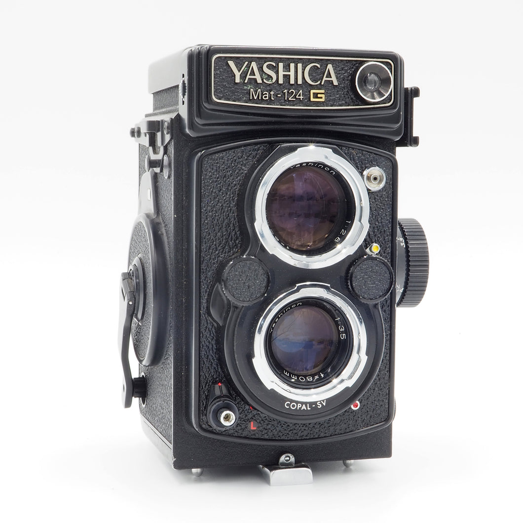 Yashica  Mat-124G TLR Camera - USED