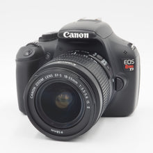 Load image into Gallery viewer, Canon EOS Rebel T3 12.2 MP with 18-55mm IS II Lens - USED
