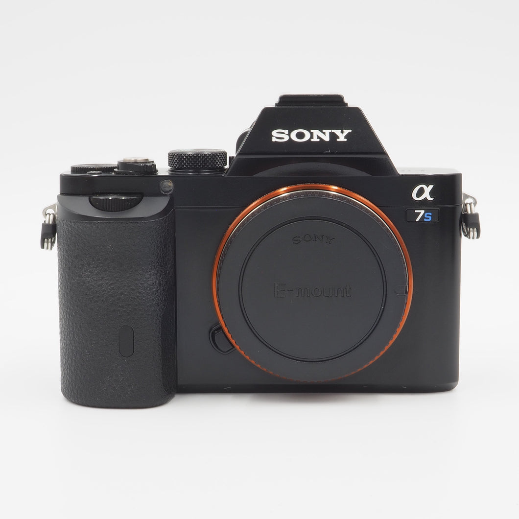 Sony A7s 12.2 MP Full Frame Body - USED