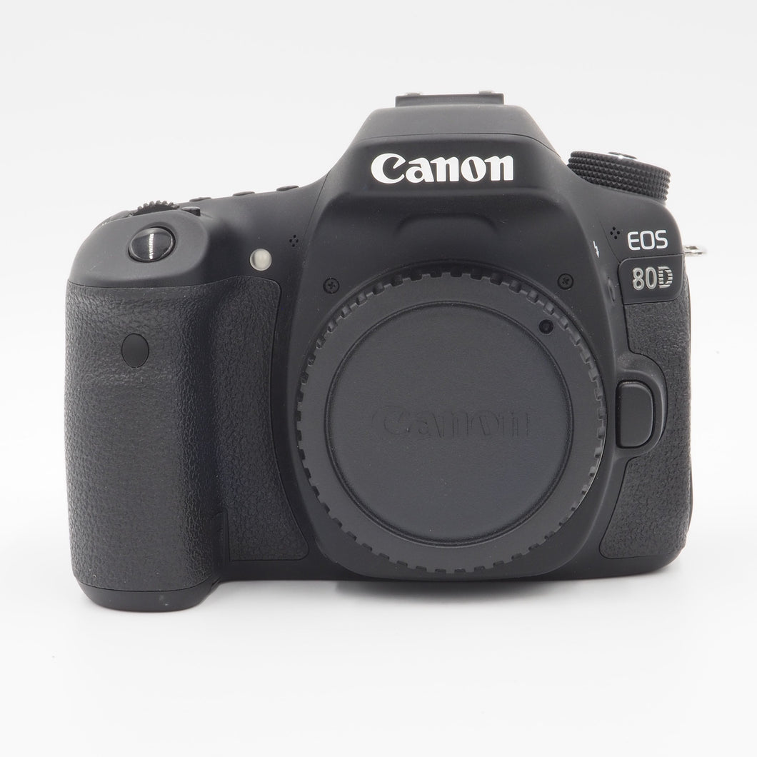 Canon EOS 80D 24.2 MP Body - USED