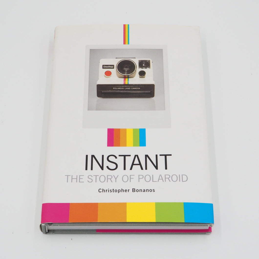 Instant - The Story of Polaroid Book - USED