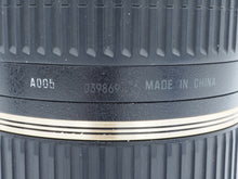 Load image into Gallery viewer, Tamron SP 70-300mm f/4-5.6 Di VC USD Telephoto Zoom Lens for Nikon - USED