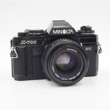 Load image into Gallery viewer, Minolta X-700 with MD 50mm f/1.7 Lens - USED