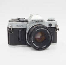 Load image into Gallery viewer, Canon AE-1 with 50mm f/1.8 FD S.C. Lens - USED