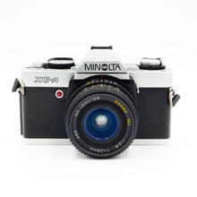 Load image into Gallery viewer, Minolta XG-A with Osawa 28mm f/2.8 Lens - USED