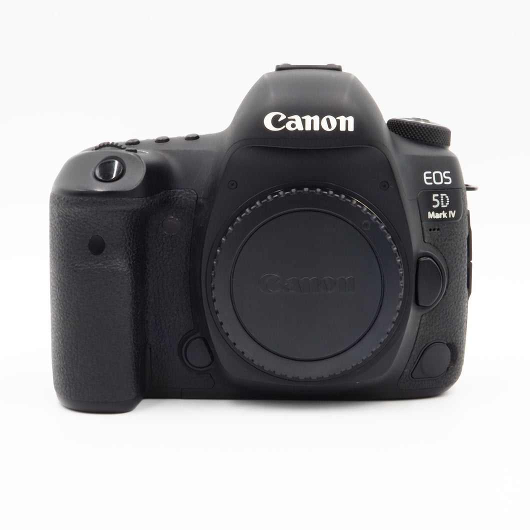 Canon EOS 5D Mark IV 30.4 MP Full Frame Body - USED