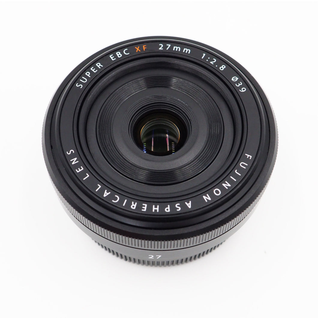 Fujifilm 27mm f/2.8 Lens - USED